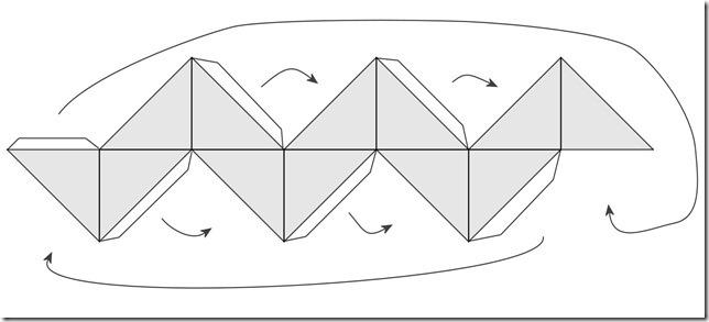 patron de cube avec des triangles[1]