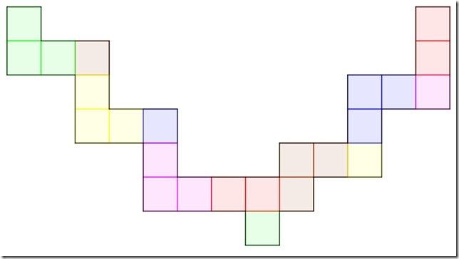 patron de cube en ruban[1]